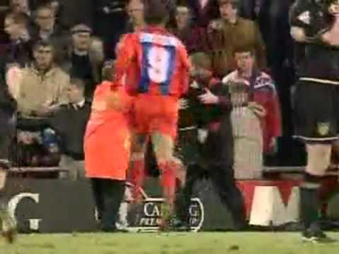 Cantona VS Supporter