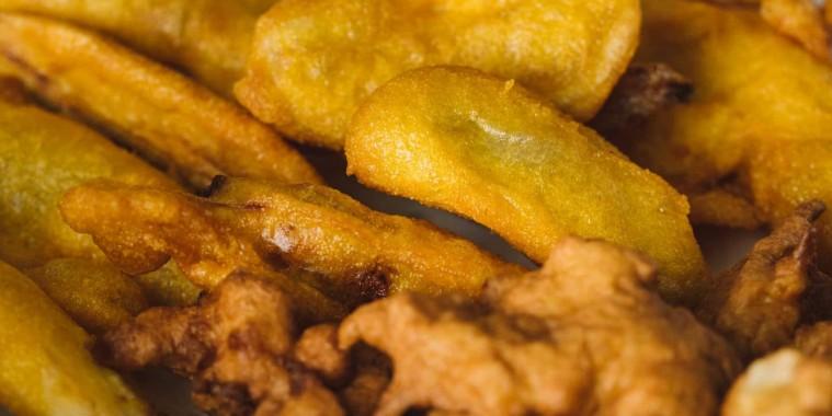 Easy Recipes Home Made Cucur Pisang Neue