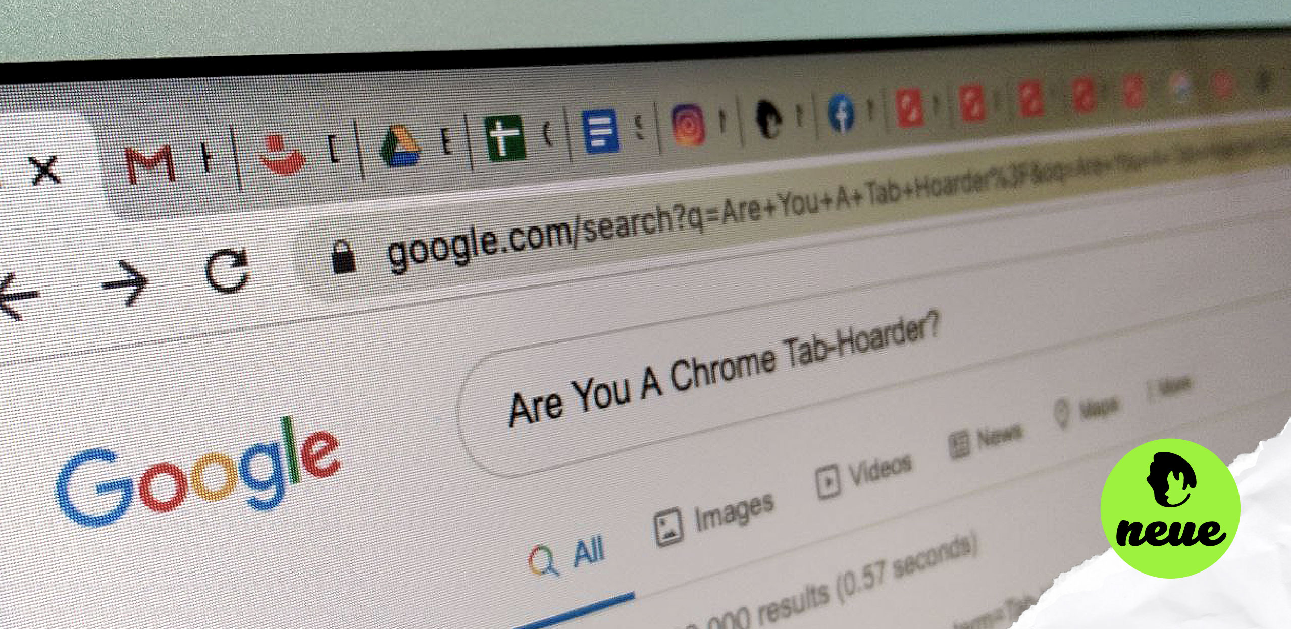 Are You A Chrome Tab-Hoarder?