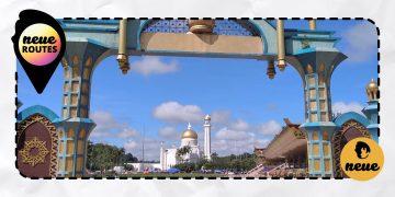Bandar Seri Begawan Brunei History Rozan Yunos
