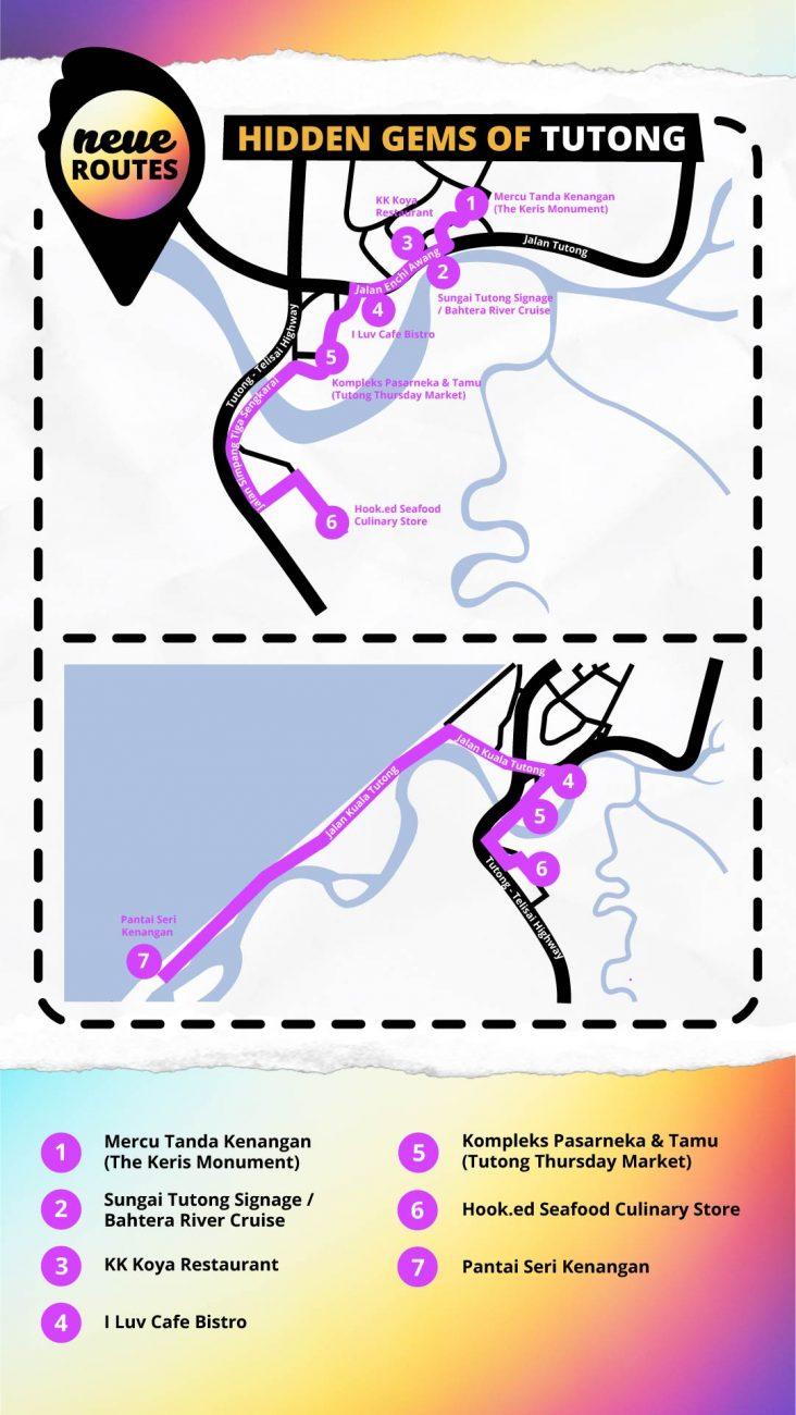 Neue Routes: Hidden Gems of Tutong