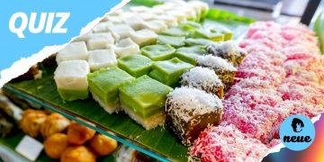 Brunei Quiz Kuih Cake