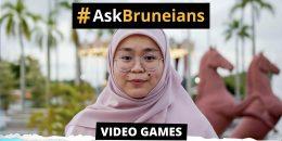 Ask Bruneians Video Games