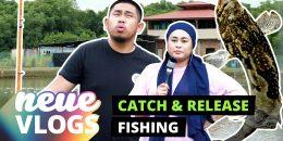 Neue Vlogs Fishing