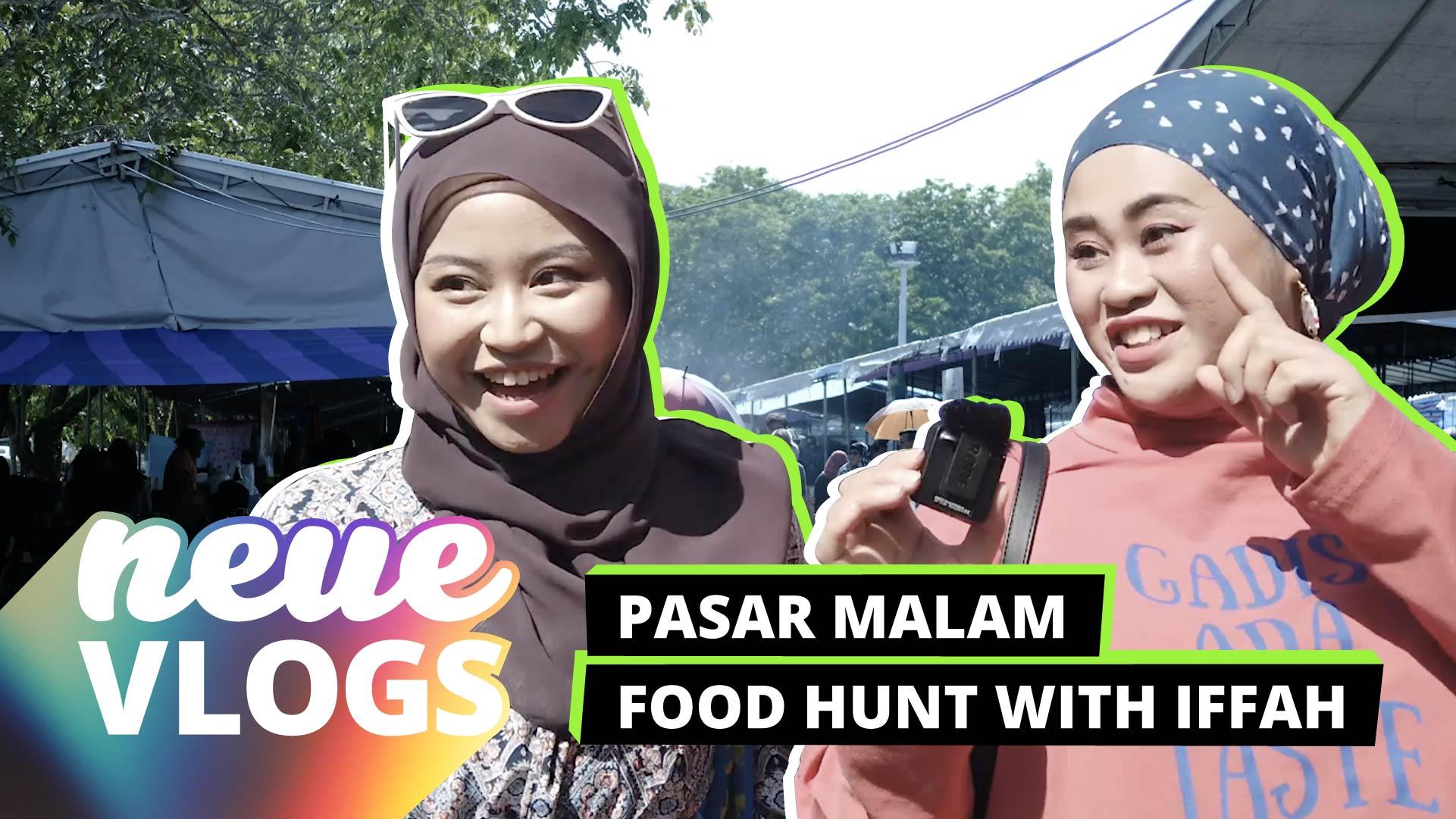 Neue Vlogs Gerai Ramadhan