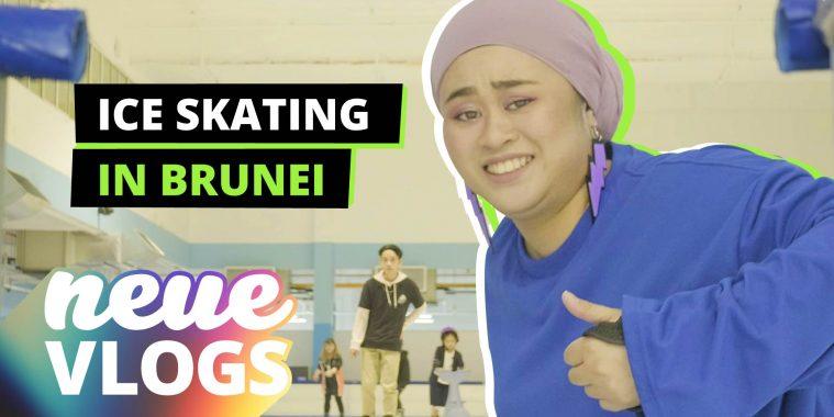 Neue Vlogs Ice Skating