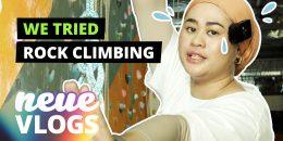 Neue Vlogs Rock Climbing