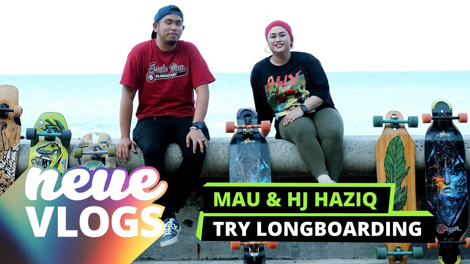 Neue Vlogs Longboarding